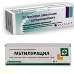 Солкосерил и Метилурацил: сравнение и что лучше