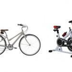 Что лучше и эффективнее велосипед или велотренажер