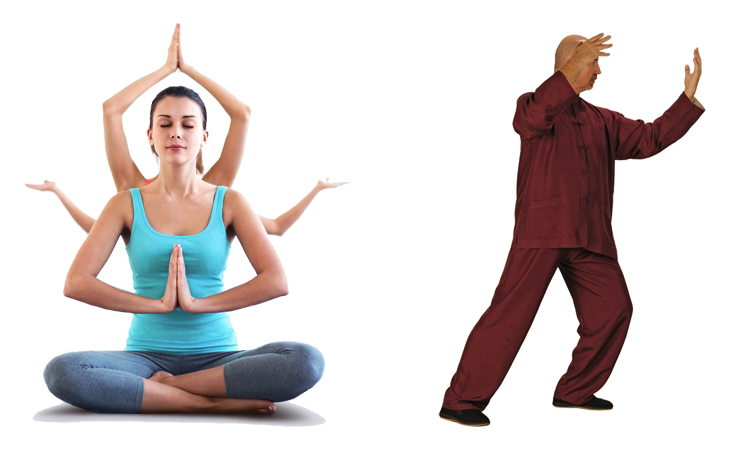 Йога и цигун