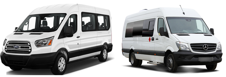 Ford Transit и Mercedes-Benz Sprinter