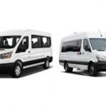 Какой автомобиль лучше Ford Transit или Mercedes-Benz Sprinter?