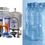 Что лучше использовать фильтр или покупать бутилированную воду?