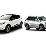 Какую машину лучше купить Renault Kaptur или Suzuki Grand Vitara