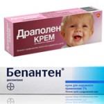 Какой препарат лучше Драполен или Бепантен