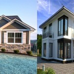 Какой дом лучше одноэтажный или двухэтажный?