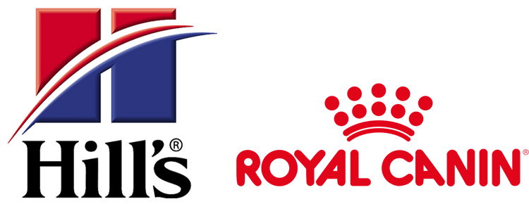 Hill's и Royal Canin