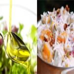 Чем лучше заправлять салат маслом или сметаной?