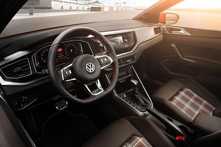 Салон Volkswagen Polo