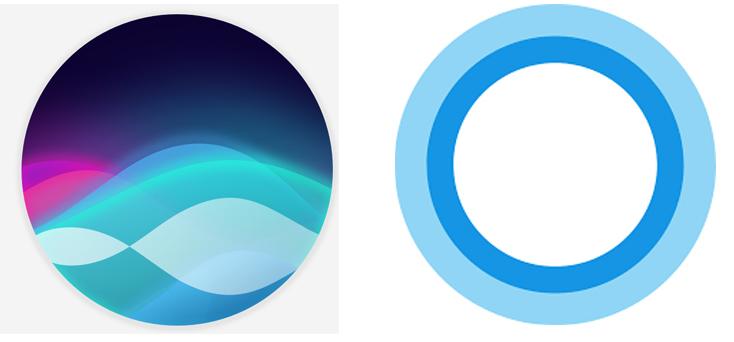 Siri и Cortana