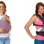 Что лучше для новорожденных Слинг или Кенгуру: сравнение и особенности