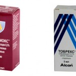 Какой антибиотик лучше и эффективнее Вигамокс или Тобрекс