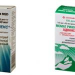 Назонекс или Момат Рино Адванс — какой препарат лучше