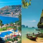 Куда лучше поехать на отдых в Турцию или Таиланд