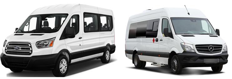 Ford Transit и Peugeot Boxer