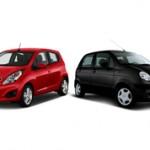 Какой автомобиль лучше приобрести Chevrolet Spark или Daewoo Matiz