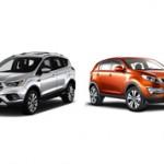 Какой автомобиль лучше купить Honda CR-V или Kia Sportage