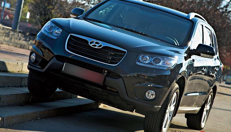 Дизельный Hyundai Santa Fe