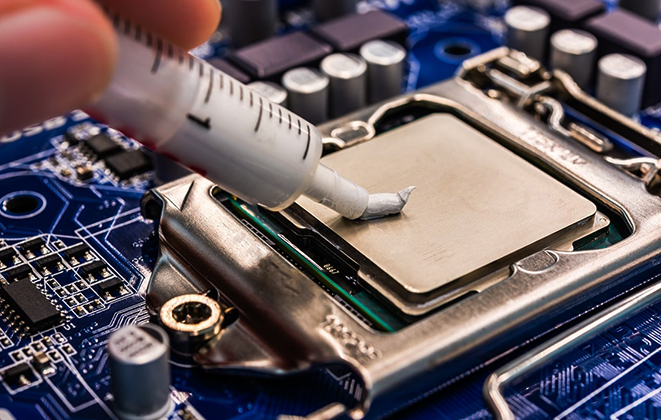 Термопаста для процессора