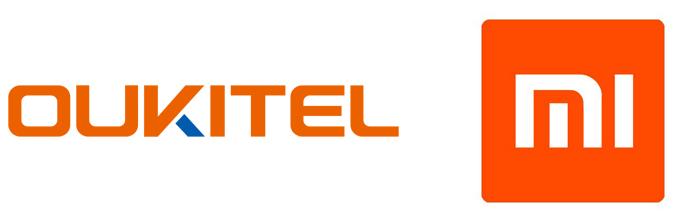 Oukitel и Xiaomi