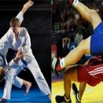 Какой вид спорта лучше выбрать дзюдо или вольную борьбу