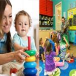 Что лучше нанять няню или отдать ребенка в частный детский сад?