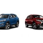 Hyundai Tucson или Mitsubishi Outlander: сравнение кроссоверов и какой лучше
