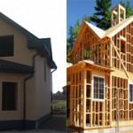 Что лучше кирпичный или каркасный дом?