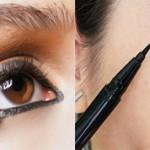 Что лучше карандаш или подводку для глаз?