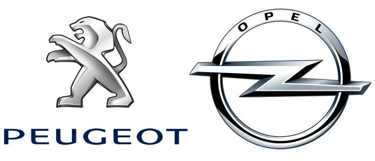 Peugeot и Opel