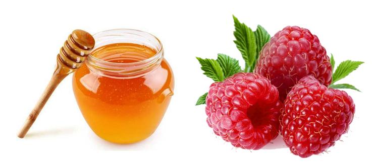 Мед и малина