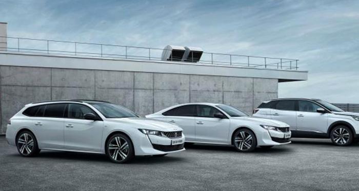Автомобили Peugeot