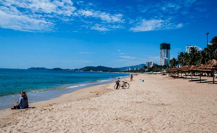 Пляж Вьетнама