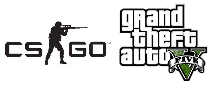 CS: GO и GTA 5
