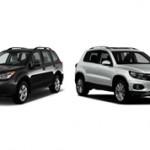 Что лучше купить Subaru Forester или Volkswagen Tiguan