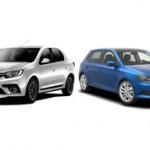 Renault Logan или Skoda Fabia — какую машину лучше взять?