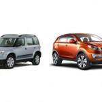 Skoda Yeti или Kia Sportage: сравнение и что лучше