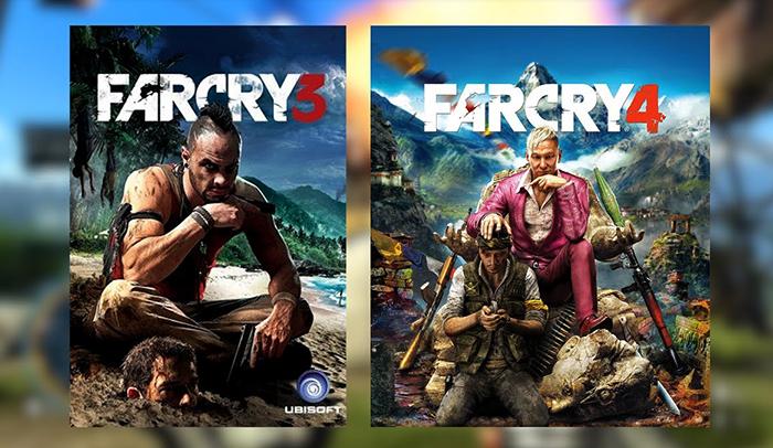 Far Cry 3 и Far Cry 4