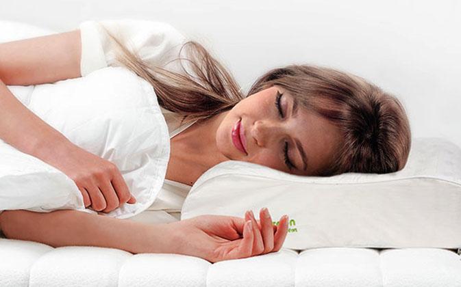 Использование ортопедической подушки