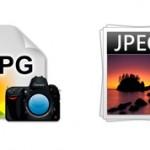 В чем разница между форматом jpg и jpeg?