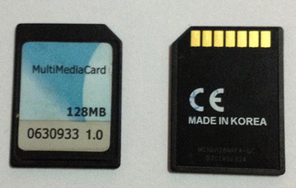 ММС (MultiMediaCard)