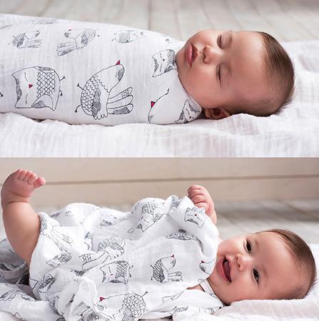 Младенец в пеленках