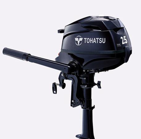 Мотор Tohatsu 4-тактный