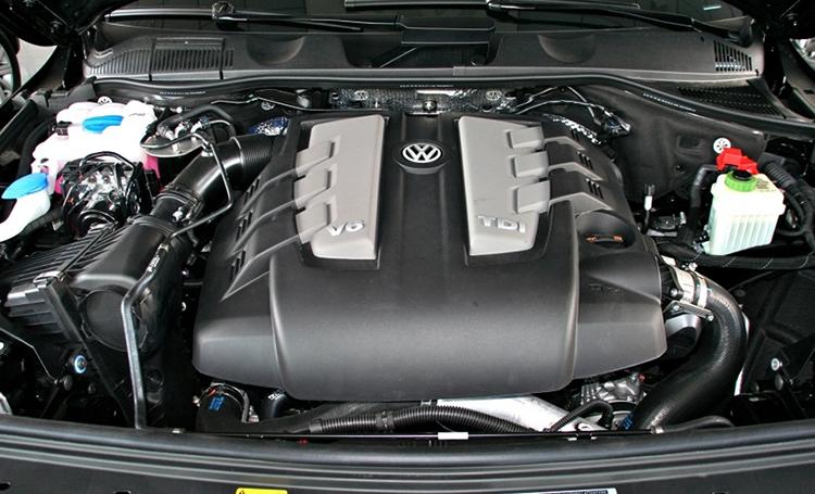 Volkswagen Touareg 204 л.с.