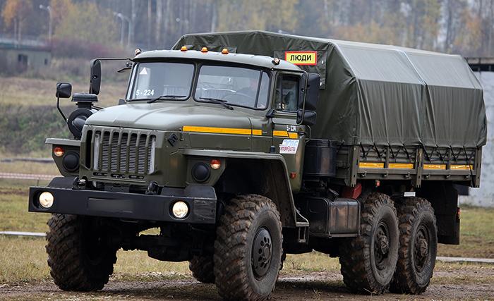 Урал-4320