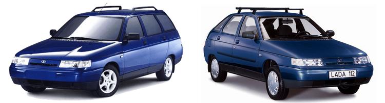 ВАЗ-2111 и ВАЗ-2112