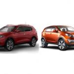 Какой автомобиль лучше купить Nissan X-Trail или Kia Sportage