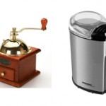 Что лучше купить ручную или электрическую кофемолку
