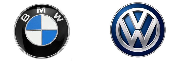 BMW и Volkswagen