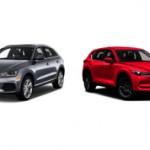 Какой автомобиль лучше купить Audi Q3 или Mazda CX-5