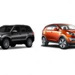 Какое средство лучше купить Suzuki Grand Vitara или Kia Sportage